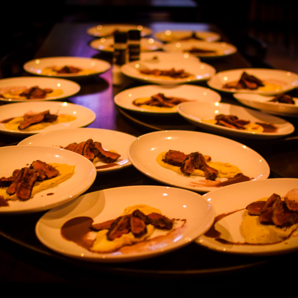 Red Banner Beer Dinner photos